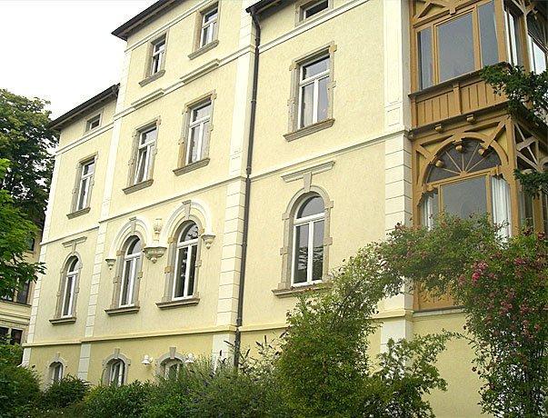 Villa Obere Bergstraße Radebeul